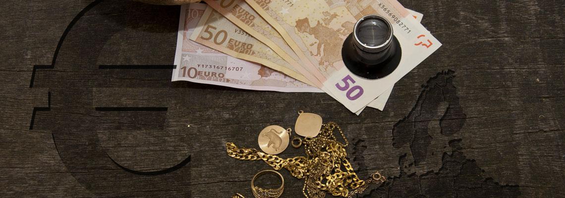 Vente et achat d'or